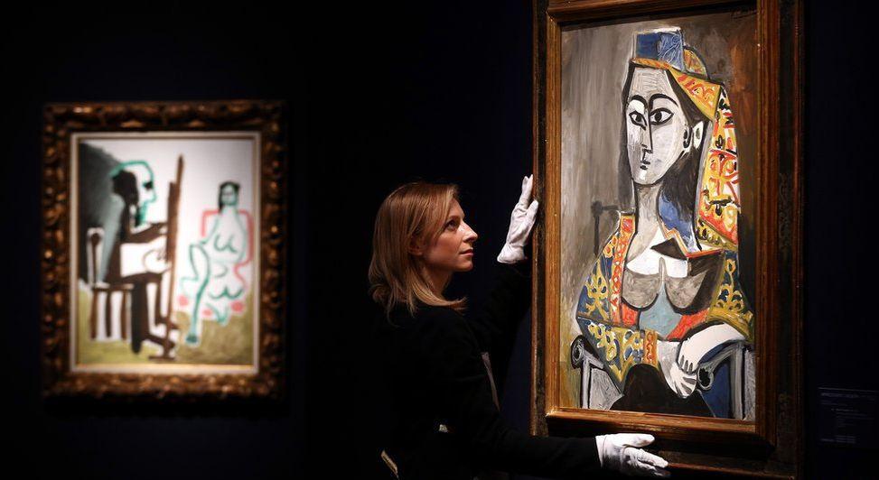 Пикассо и Уорхол – самые продаваемые, Джакометти - самый дорогой и другие финансовые итоги 2014 года