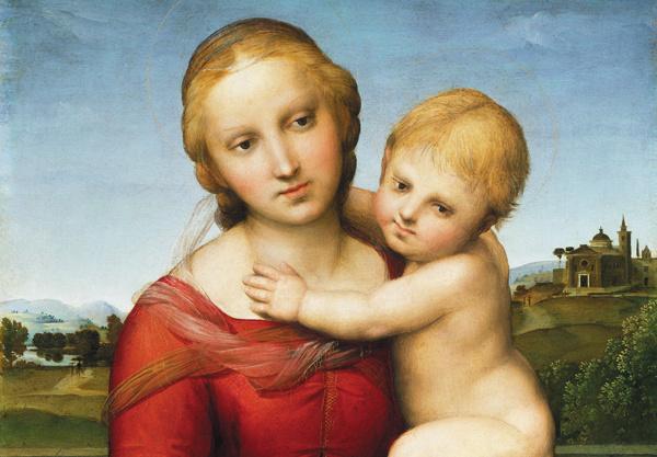 Музей Вустера надеется разгадать тайну «Мадонны Нортбрука» с помощью «Малой Мадонны Каупера»