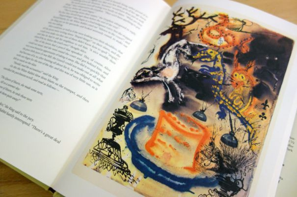 Salvador Dali's cookbook was published in mass edition for the first time
