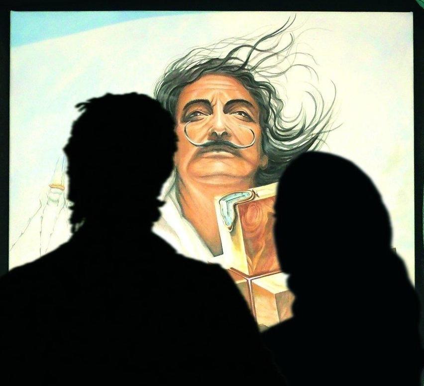 «Евангелие от сюрреализма»: наш визит к Сальвадору Дали на Потсдамской площади
