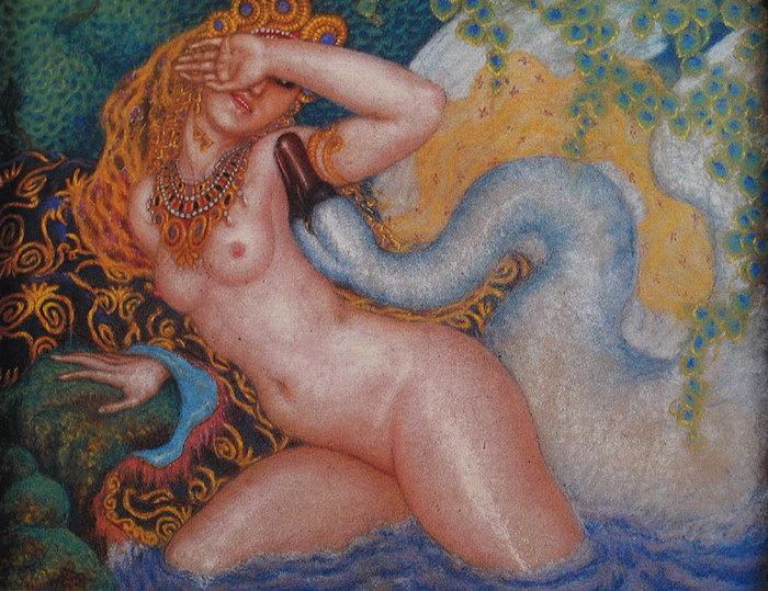 До Плейбоя: эротическое искусство прошлого
