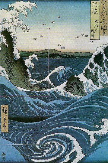 Париж накроет «Большая волна в Канагаве»: французская столица принимает выставку самого известного японского художника Кацусика Хокусая