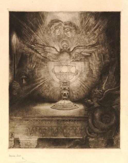 К 200-летию Вагнера в Прадо - символизм Рохелио де Эгускуизы
