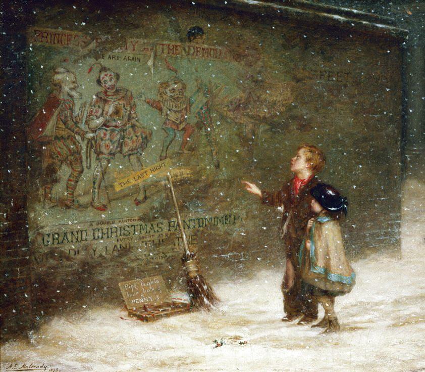 В лондонском Гилдхолле выставят забытые жемчужины живописи викторианской эпохи