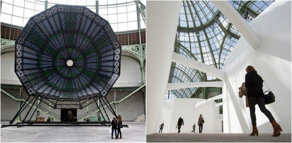 Илья и Эмилия Кабаковы в Париже: концептуальная утопия с вкраплениями гламура