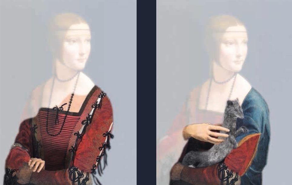 Дама без горностая: французский инженер Паскаль Котт вгляделся вглубь шедевра Леонардо