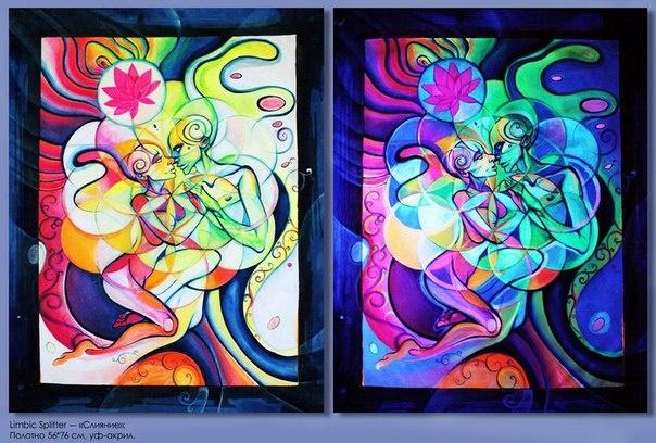 Петербуржцам «расширяют сознание» с помощью картин: новое арт-видение фестиваля