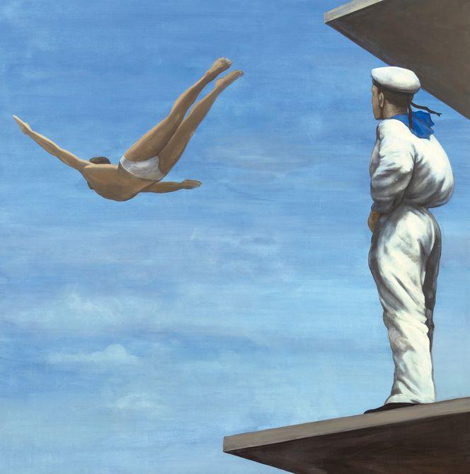 Цой и Гурьянов из группы «Кино» отлично выступили на аукционах современного искусства