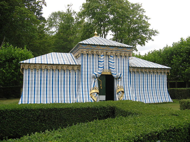 Château de Groussay, Turkish Tent Pavilion. Source