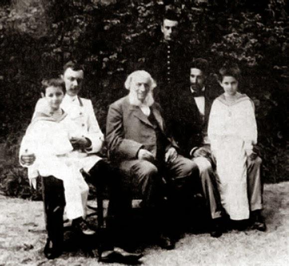 Внуки Айвазовского, ставшие художниками: их картины и судьбы