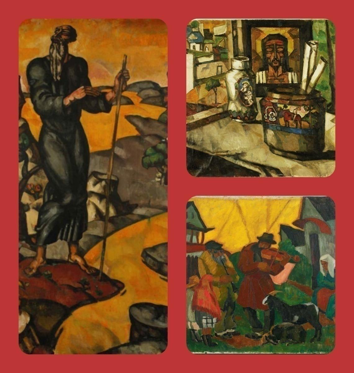 """""""Они вернулись!"""" - легендарную коллекцию работ одесских авангардистов спасли, выкупили и показывают"""