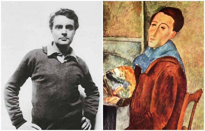 10 фактов об Амедео Модильяни к дню рождения художника
