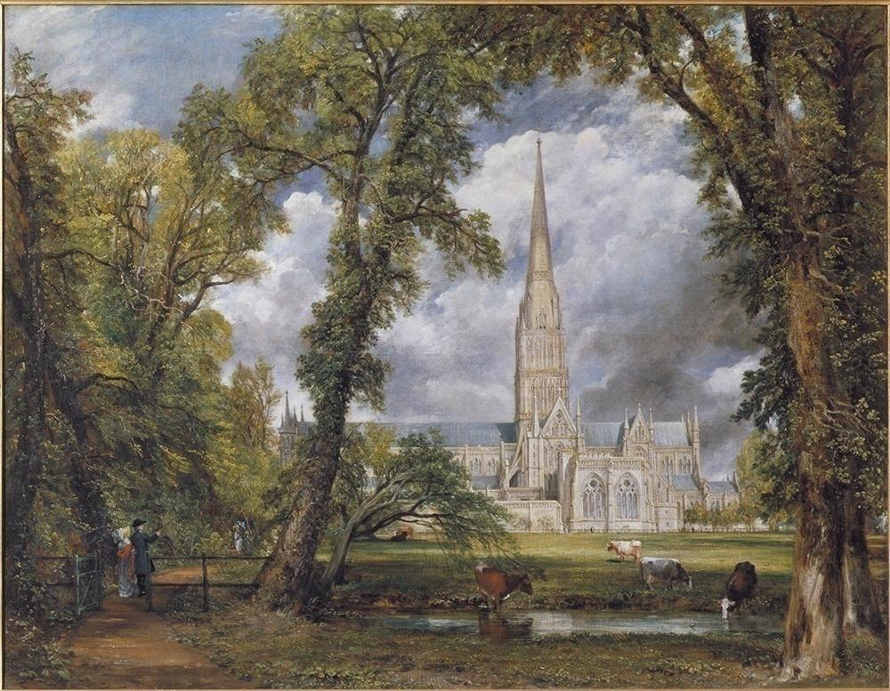 Джон Констебл в Музее Виктории и Альберта: 10 фактов о громкой выставке