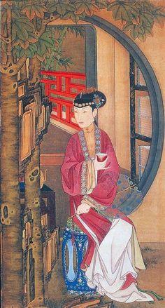 Китайские куртизанки или девушки пин-ап? Американцам  - о тонкостях не только чайной церемонии.