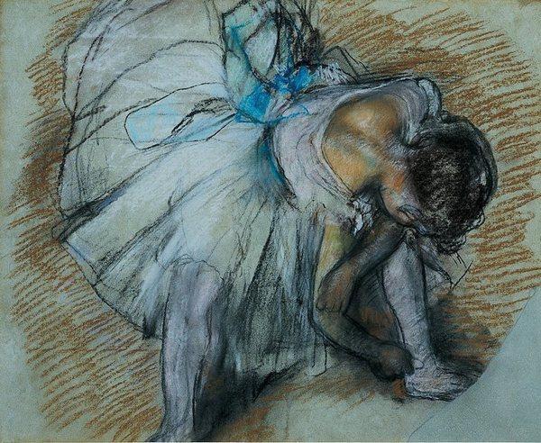 """Пока """"Танцовщица..."""" поправляла туфельку - картину Дега украли на Кипре. А до этого - другие работы"""