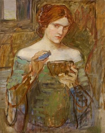 Альма-Тадема и британские художники XIX века: частная коллекция - на гастролях по Европе