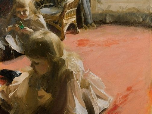 Sotheby's собирается продать двойной портрет кисти импрессиониста Андерса Цорна