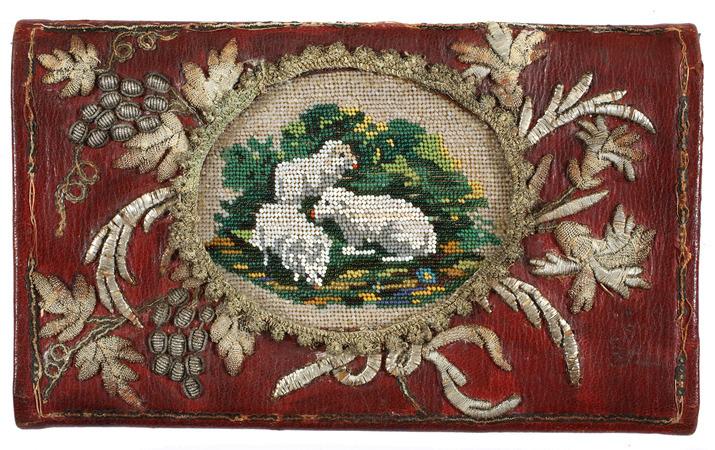 Экспонаты выставки «Старинные вышивки» вМузее В. А. Тропинина (фото)