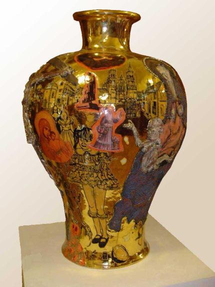 В Киеве покажут скандальные гобелены британского художника Грейсона Перри
