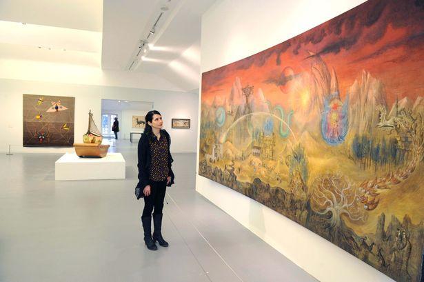 Магический мир племени майя в центре Ливерпуля: сюрреалистический визит в Мексику - на выставке Леоноры Каррингтон