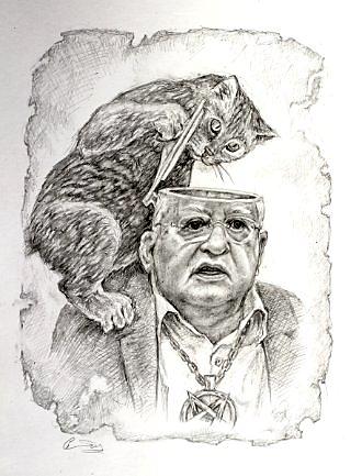 """Альтернативные иллюстрации к """"Мастеру и Маргарите"""""""