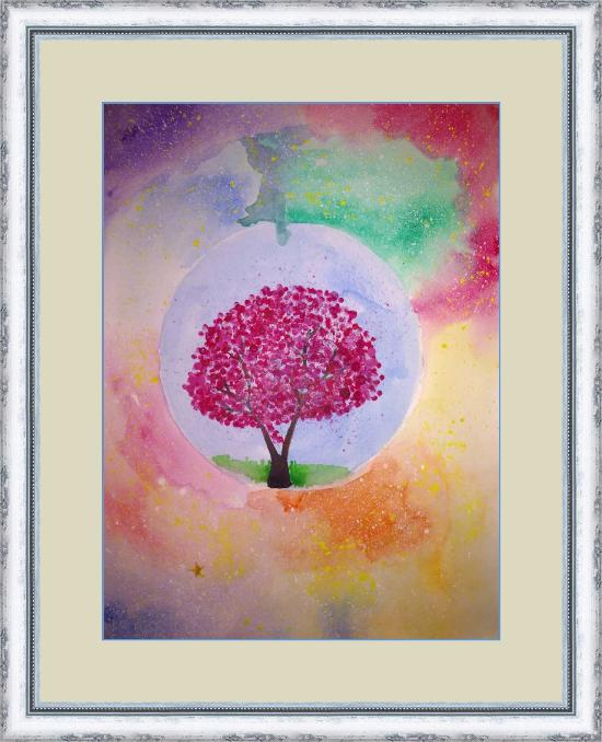 Art-Teodor Gallery. Sakura painting
