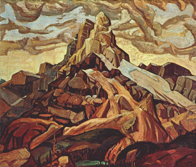 Артур Лизмер. Собор горы