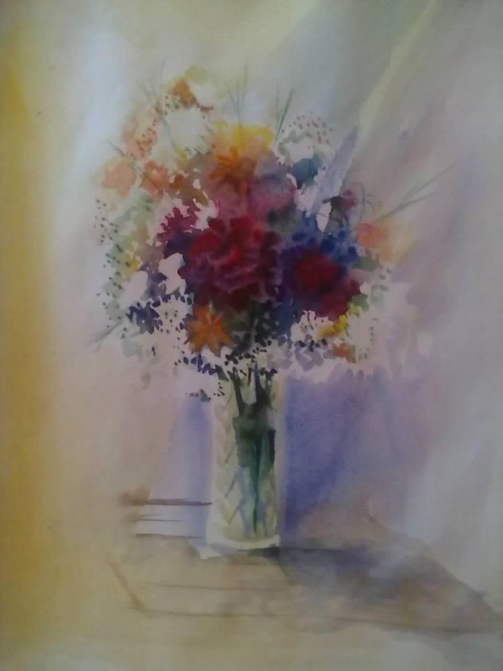 Kenan Mamedov. Flower cena 450 $