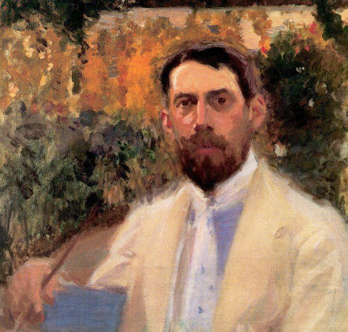Фридрих Вильгельм МакМонниес. Портрет Уильяма
