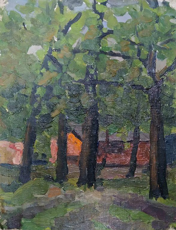 Vadim Filimonov. Summer Study
