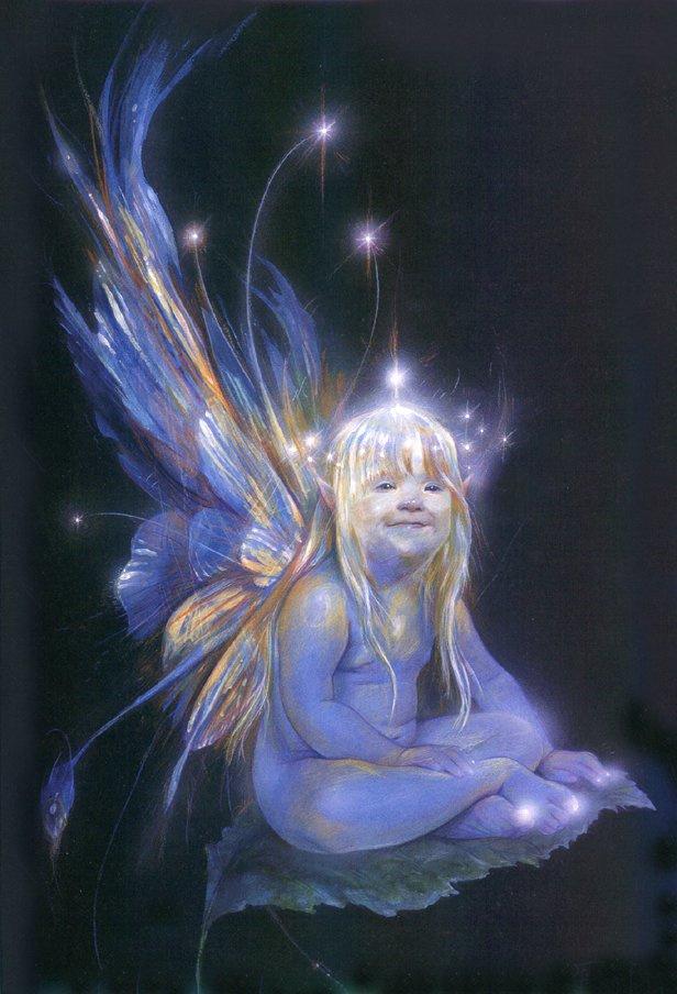 Брайан Фруд. Маленькая фея