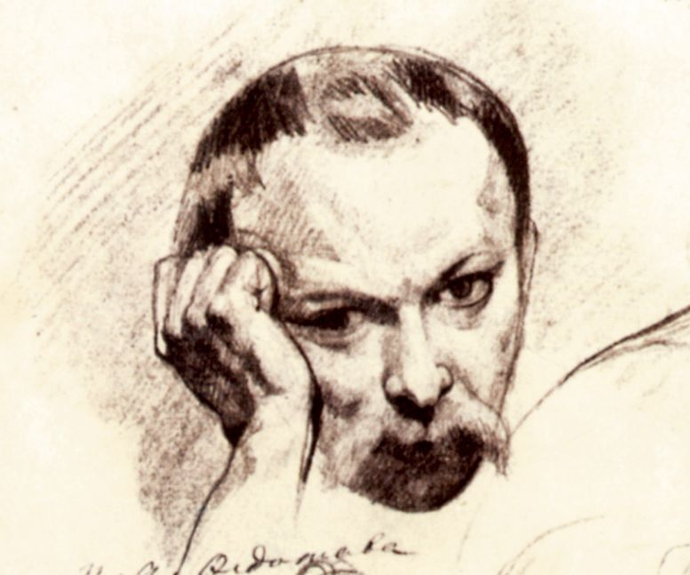 Павел Андреевич Федотов. Автопортрет