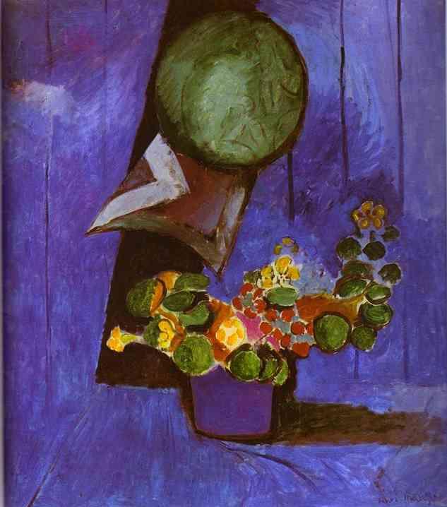 Анри Матисс. Цветы и керамические пластины