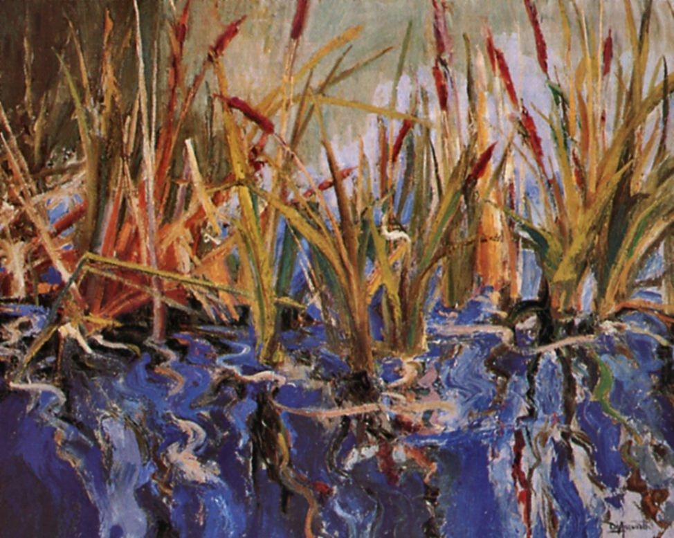Диана Айнсворт. Водные танцы