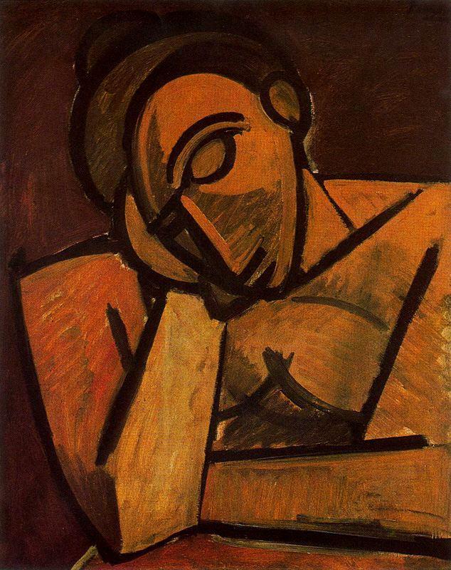 Пабло Пикассо. Сон