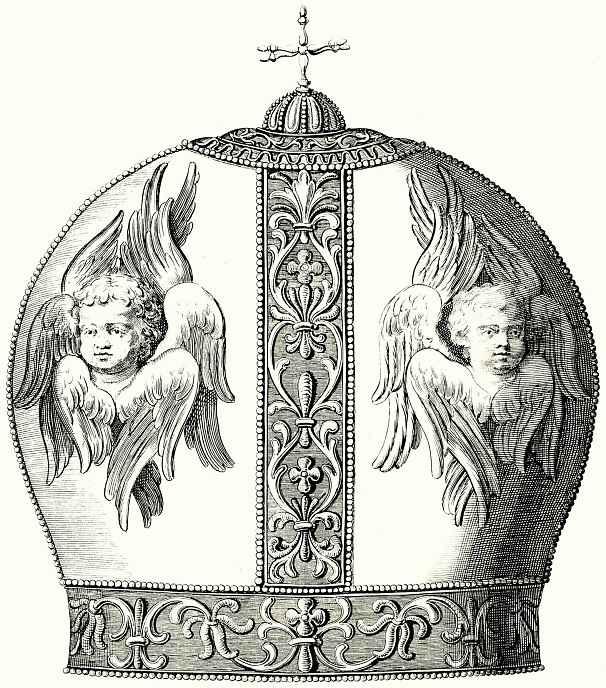 Уильям Хогарт. Греческая корона