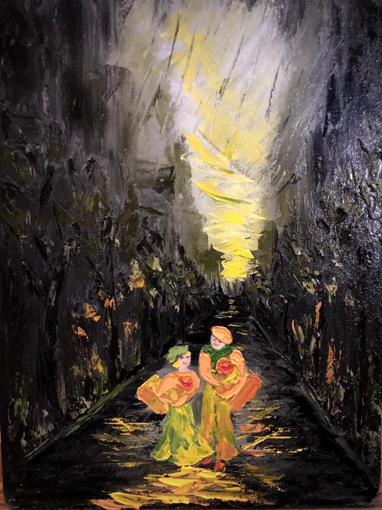 Inga Kotlyarskaya. Light of creativity
