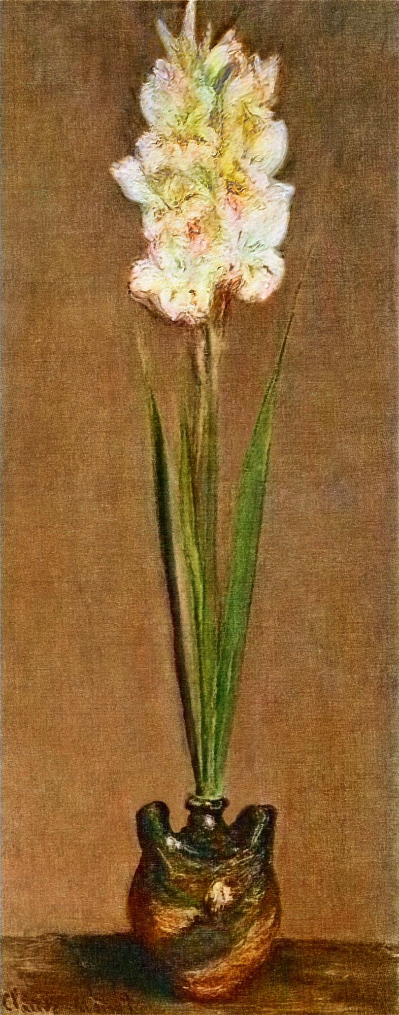 gladioli by monet essay