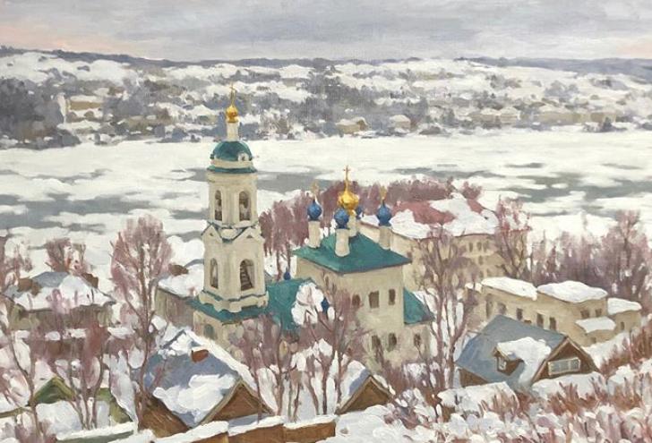 Andrey Viktorovich Shamaev. Plyos