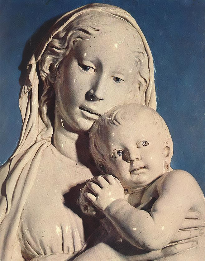 Luca Della Robbia. Madonna