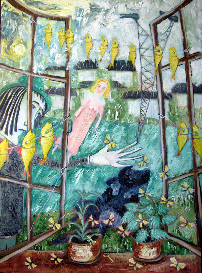 Svyatoslav Ryabkin. Memories of Paris Memories of Paris