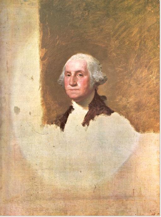 Гилберт Стюарт. Портрет Вашингтона