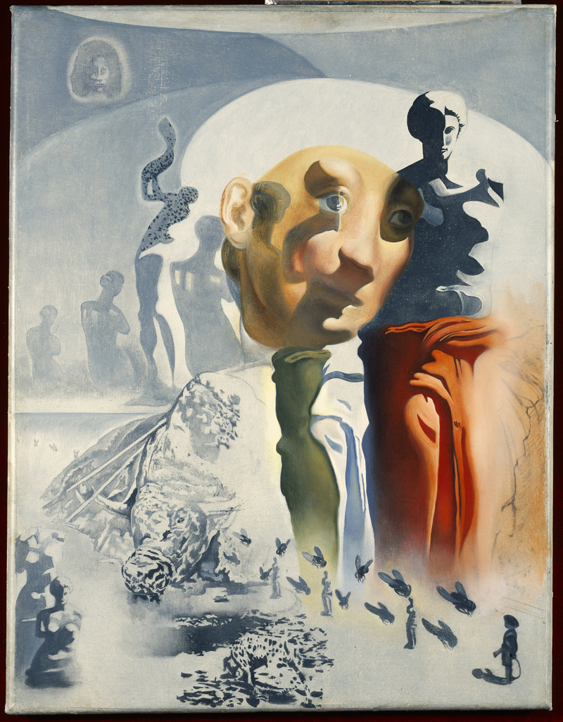 the hallucinogenic toreador The hallucinogenic toreador, c1970 by salvador dali is a mounted print spanish artist salvador dali was a groundbreaking icon of the surrealist movement and one of .