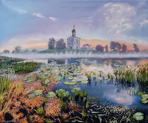 Evgeny Vladimirovich Terentyev. Intercession on the Nerl