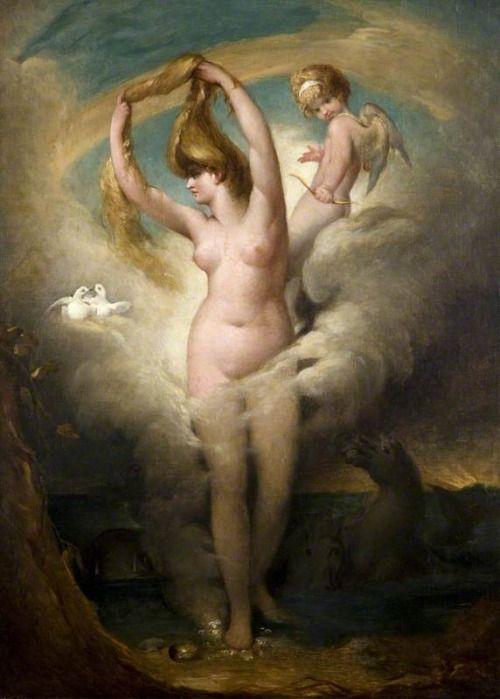Джеймс Барри. Венера Анадиомена