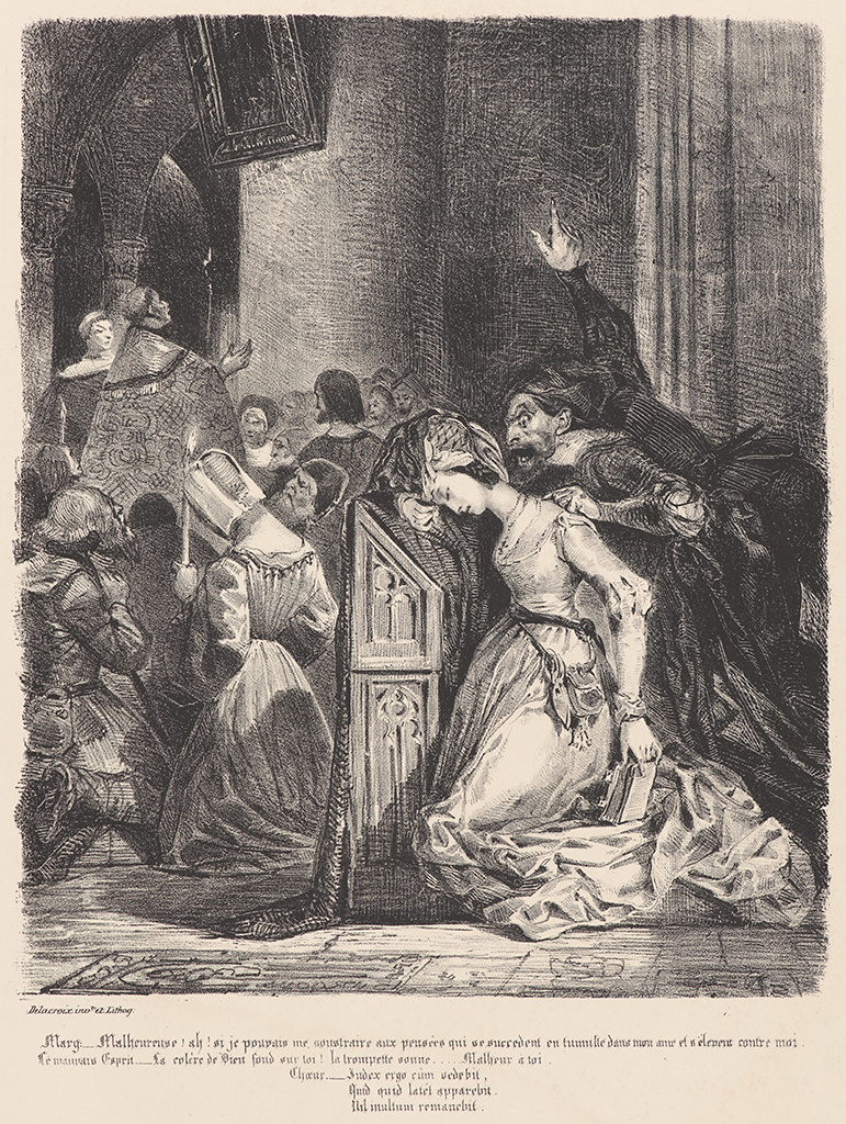 character analysis of gretchen in johann goethes play faust An analysis of franz schubert's song 'gretchen am spinnrade' and the monologue from johann wolfgang von goethe taken from his world-famous play faust.