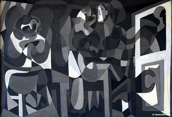 Пабло Пикассо. Мастерская