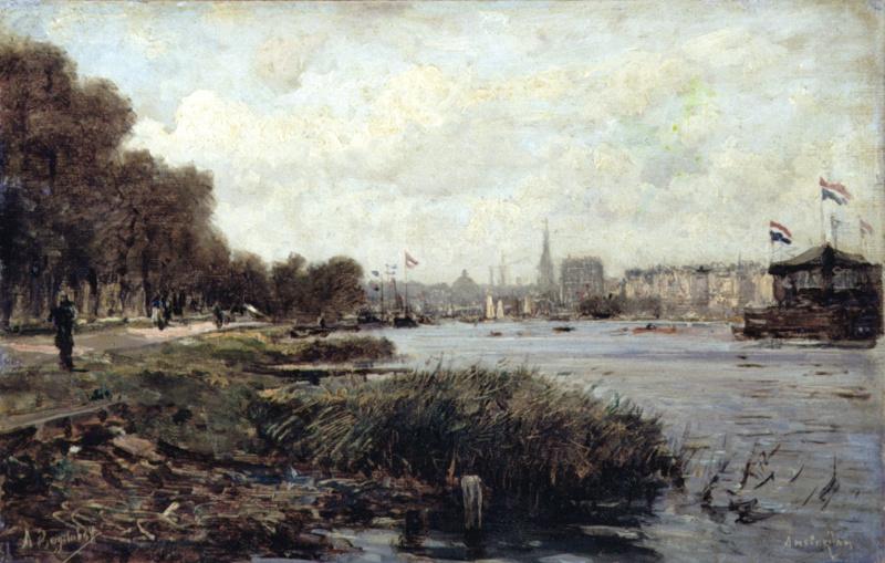 Алексей Петрович Боголюбов. Амстердам