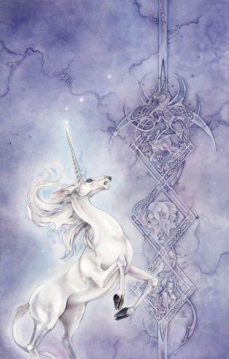 Stephanie Lowe. Unicorn