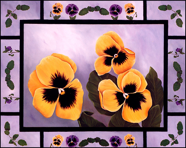 Кевин Смит. Цветы